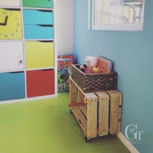 Wheeled Crate
