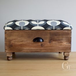 Wine Box Ottomans
