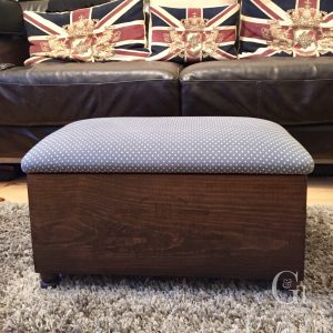 Spotted Ottoman