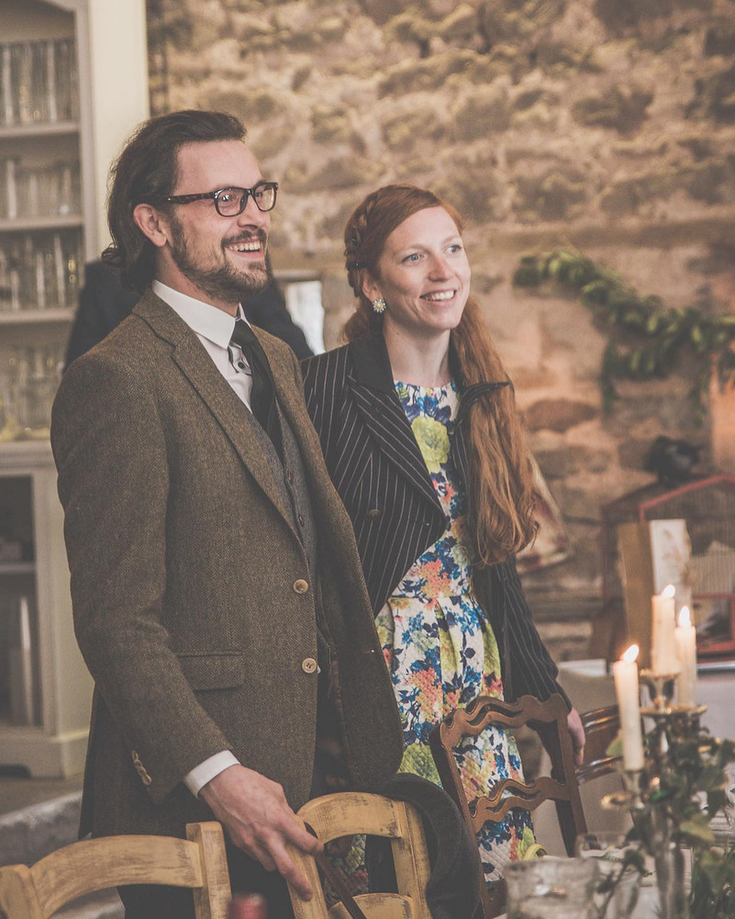 We've had quite a few new followers over the past few months, and we felt it was time for a little Hello from Tweed and I.This is us, Jo and Rob, Aka Ginger and Tweed. We met in 1998 in Cambridge where we grew up, and moved to Bath in 2003 when I started uni. My degree is in Fine art and I've always been passionate about interior design and making in general.I began selling items at local craft fairs and giving them as gifts and then things began to get busy. After years of working in a job that no longer brought me joy, I decided to focus on my passion for making and with Robs help and support, we launched our little business. 5+ years on, here we are, with almost 2000 followers and feeling so fortunate to be able to work together combining our skills and ideas to make lovely things for people to enjoy using. Thank you to everyone for their support and for following our journey. ...#handcrafted #homewares #ginger #tweed #journey #follow #support #workingtogether #supportingsmallbusinesses #smallbusinesshoals #growth #interiordesign #craft #lovemyjob