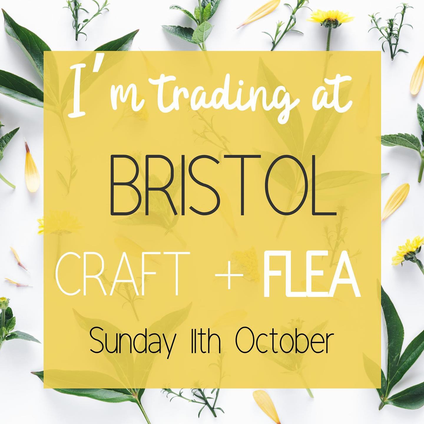 We are excited to be booked to trade at the Bristol @thecraftandflea in October. It will be socially distanced and measures put in place to keep everybody safe. Paintworks is a fantastic venue and we love doing this event! The visitors are always so supportive and we love chatting with fellow traders and looking at their lovely products. I almost always come home with a new purchase ️....#Sundaymarket #bristol #craftandflea #artisan #homewares #craft #flea #thenewnormal #supportsmallbusinesses #shophandmade #shopsmall #gingerandtweed #follow #share #like #seeyouthere #paintworksbristol