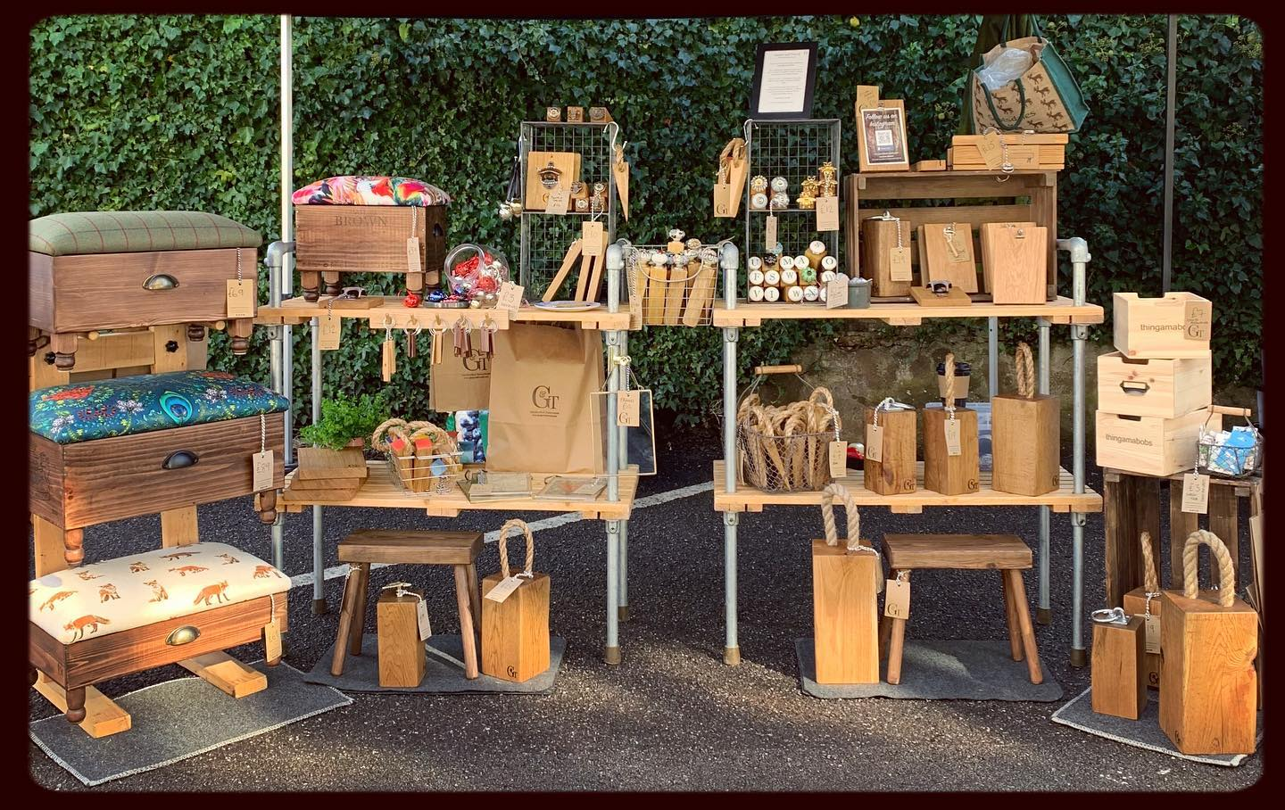We will be back in beautiful Clevedon on Sunday for the @clevedonsundaymarket Looking forward to seeing lots of smiling faces and catching up with fellow traders. Fingers crossed for some fine weather! Stay safe everyone and hope to see some of you at the weekend!...#facesofclevedon #marketday #clevedonsundaymarket #community #spirit #bristol #handcrafted #homewares #lifestyle #weekends #dayout #shopindendent #shopsmall #shophandmade #suportsmallbusiness