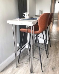 Custom Breakfast Bar